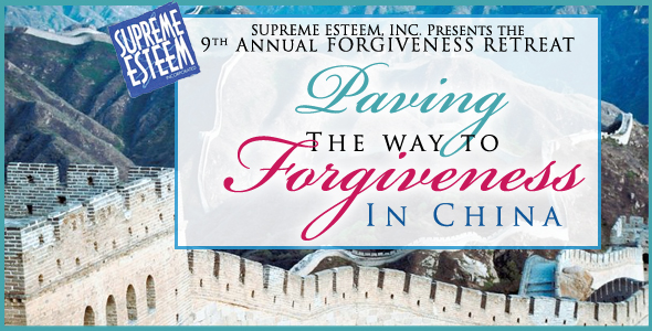 Past Event: 9th Annual Forgiveness Retreat in China: Paving the Way to Forgiveness