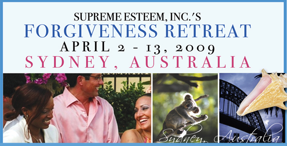 Past Event: Forgiveness Retreat 2009 in Sydney, Australia