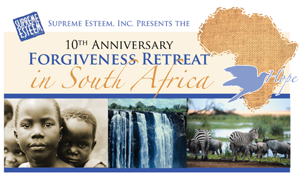 10th Anniversary Forgiveness Retreat in South Africa
